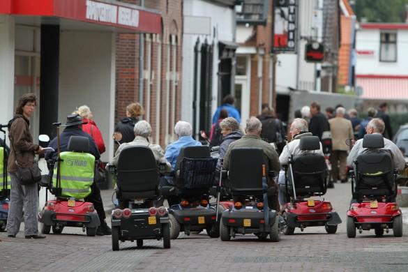 Survivel voor gehandicapten